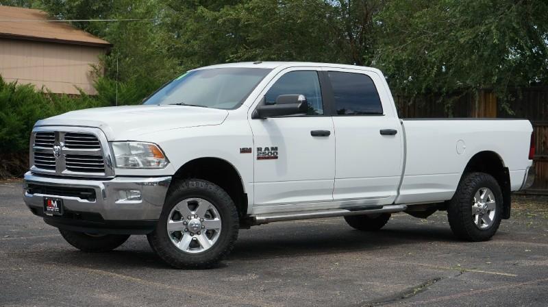 RAM 2500 2014 price 21900 + $499(D&H)