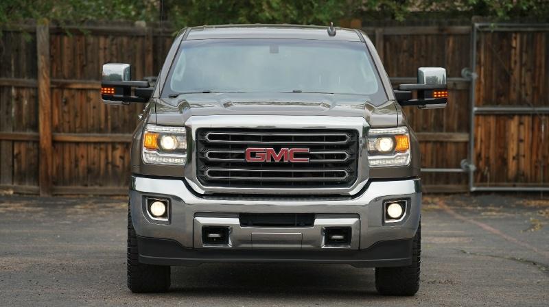 GMC Sierra 2500HD 2015 price $35,900