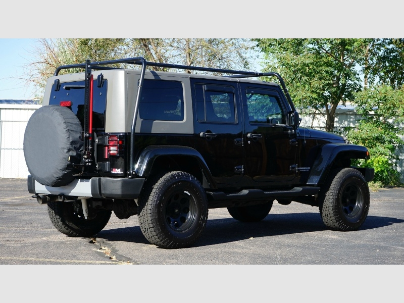 Jeep Wrangler Unlimited 2010 price 20800 + $499(D&H)