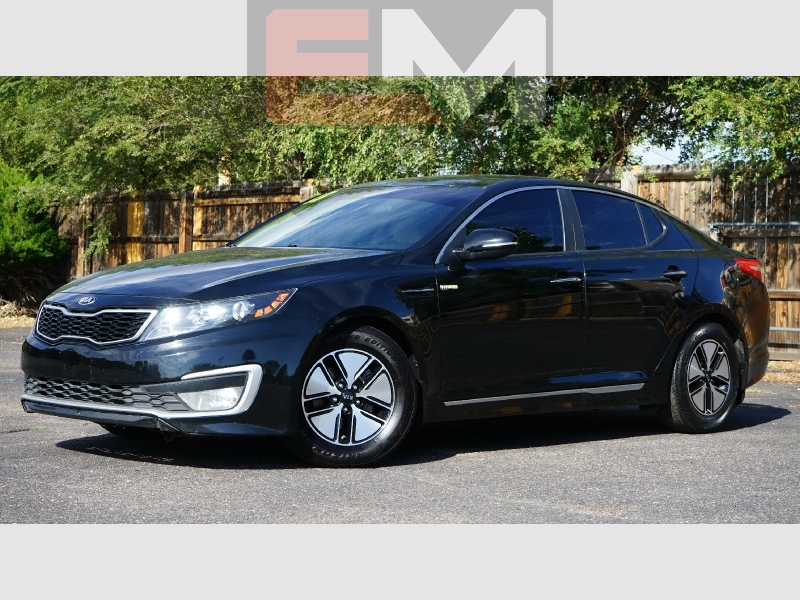 Kia Optima Hybrid 2013 price 10990 + $499(D&H)