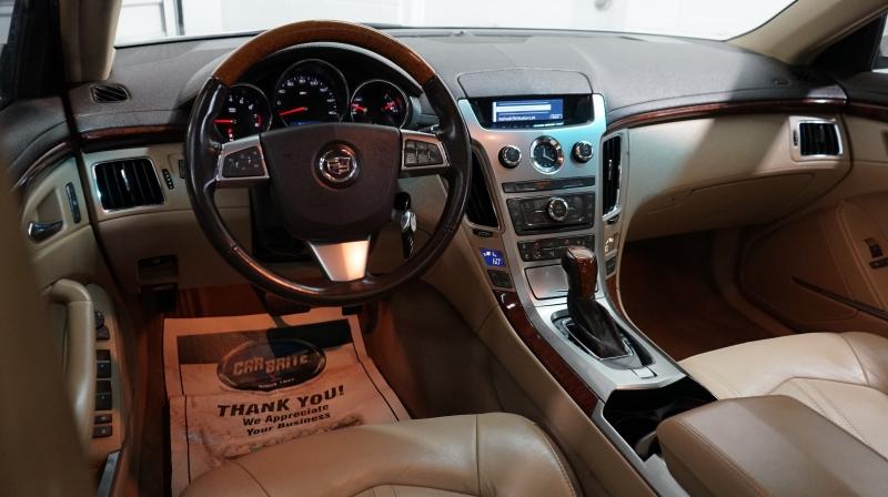 Cadillac CTS Sedan 2011 price 13880 + $499(D&H)