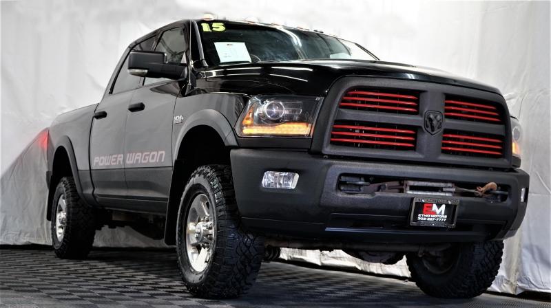 RAM 2500 2015 price 33880 + $499(D&H)