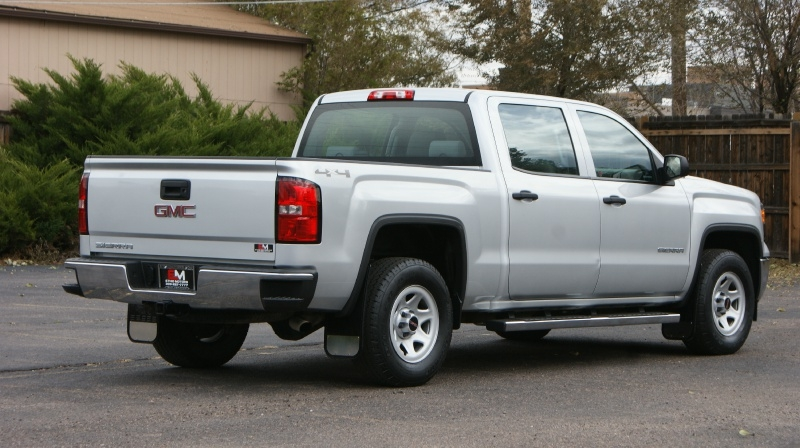 GMC Sierra 1500 2015 price 29800 +$499(D&H)