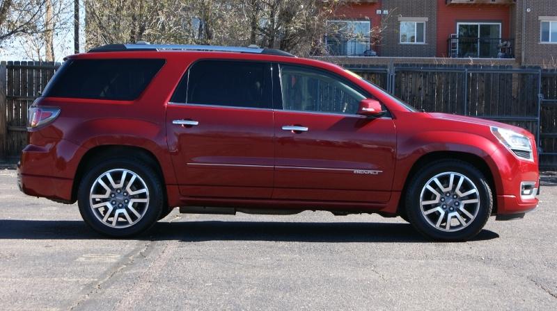 GMC Acadia 2014 price 23500 + $499(D&H)