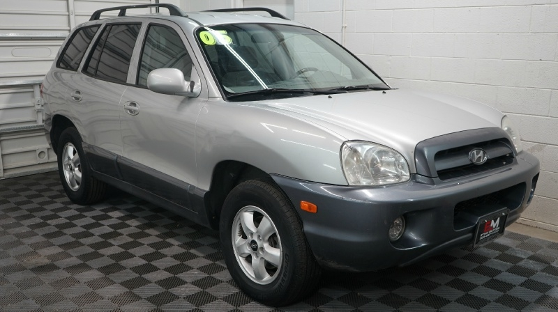 Hyundai Santa Fe 2005 price Call For Price
