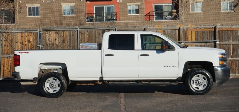 Chevrolet Silverado 2500HD 2018 price 37880+$499(D&H)