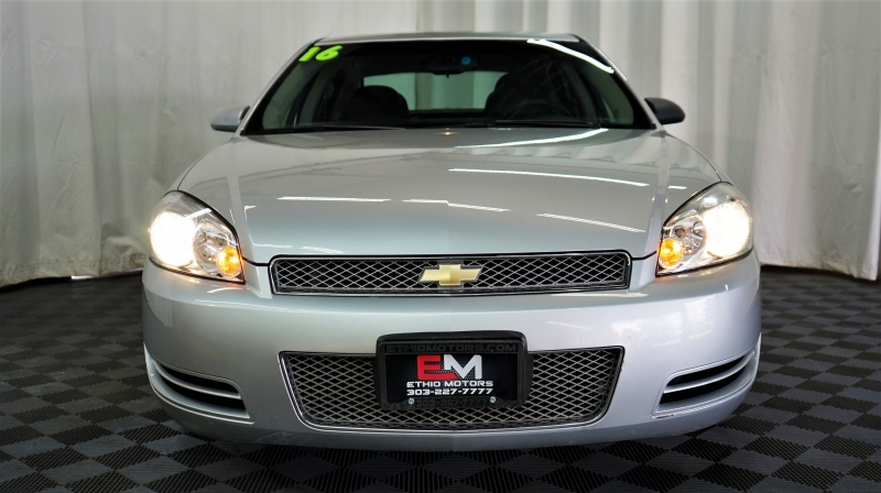 Chevrolet Impala Limited 2016 price 8900 + $499(D&H)