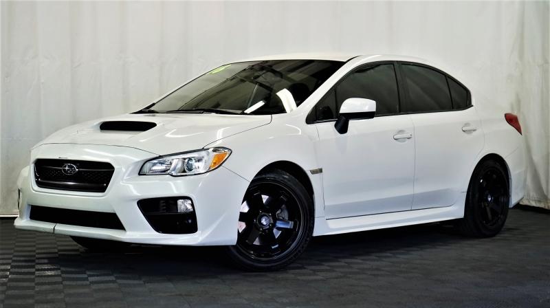 Subaru WRX 2016 price 20800 + $499(D&H)