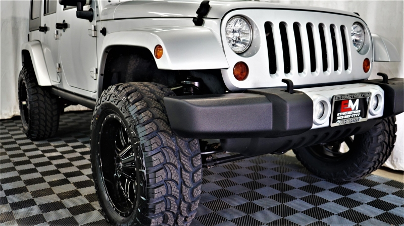 Jeep Wrangler Unlimited 2009 price 22900+$499(D&H)