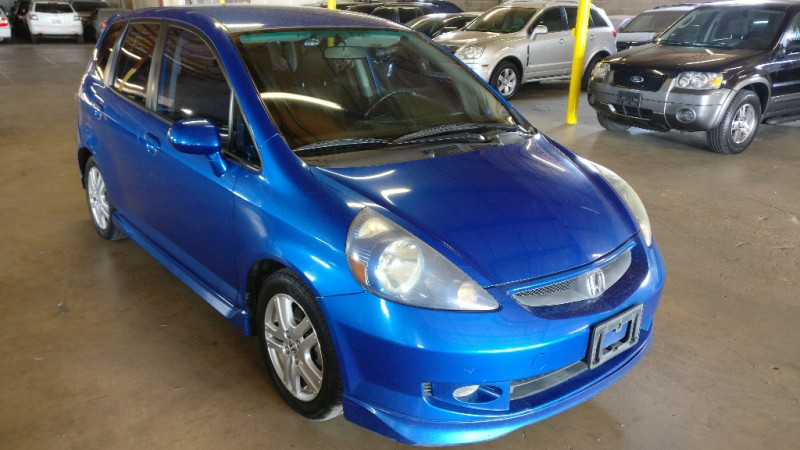 Honda Fit 2008 price $4,495 Cash