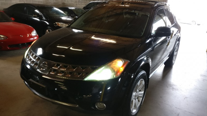 Nissan Murano 2007 price $4,995 Cash