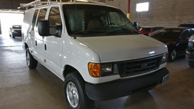 Ford Econoline Cargo Van 2007 price $5,995 Cash