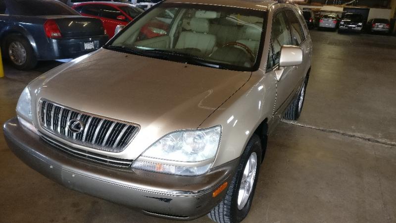 Lexus RX 300 2003 price $4,495 Cash