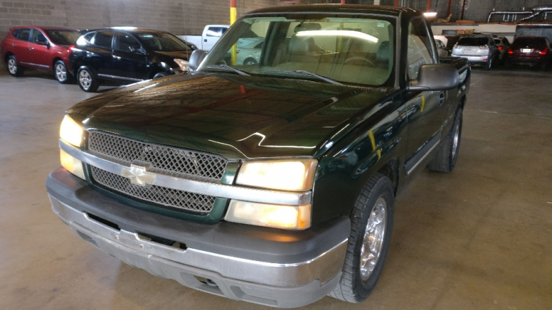 Chevrolet Silverado 1500 2004 price $5,495 Cash