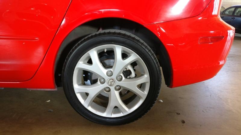 Mazda Mazda3 2008 price $4,495 Cash
