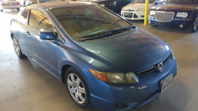 Honda Civic Cpe 2007 price $2,995 Cash