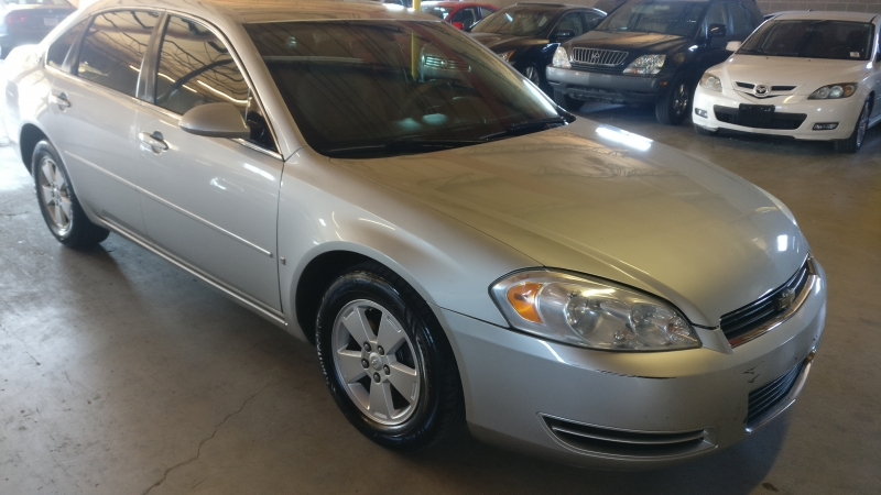 Chevrolet Impala 2007 price $2,295 Cash