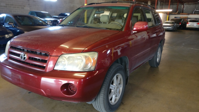 Toyota Highlander 2006 price $4,995 Cash