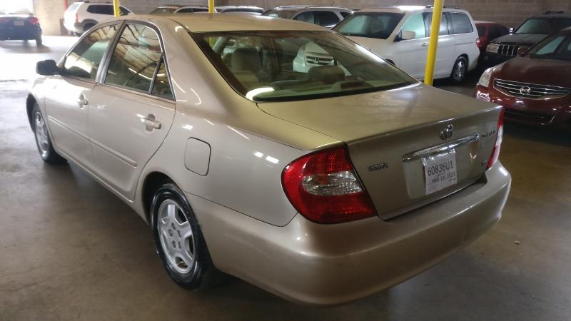 Toyota Camry 2003 price $3,495 Cash