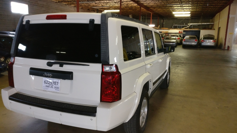 Jeep Commander 2007 price $4,995 Cash
