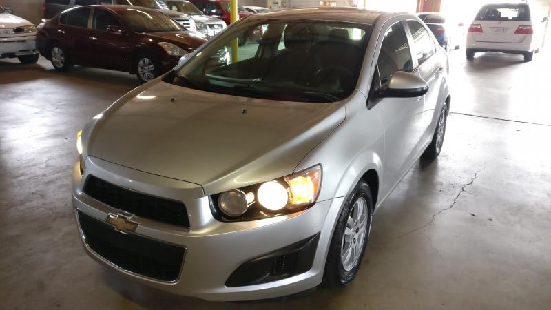 Chevrolet Sonic 2014 price $4,495 Cash
