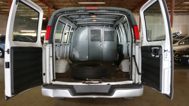 Chevrolet Chevy Cargo Van 1998 price $2,995 Cash