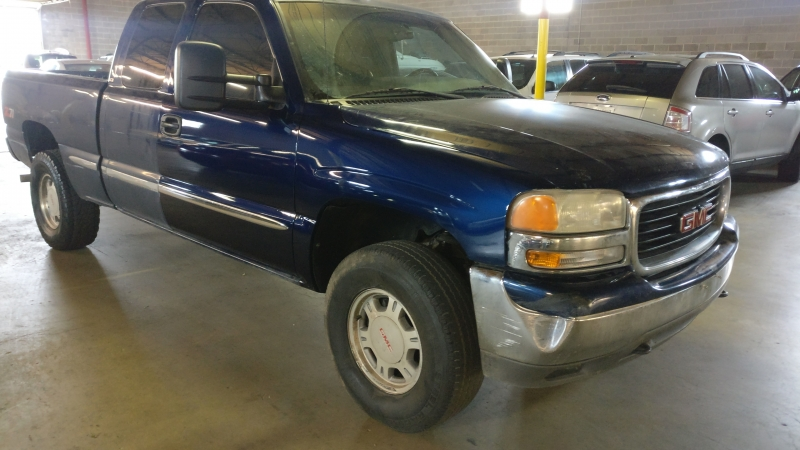 GMC New Sierra 1500 1999 price $3,995 Cash