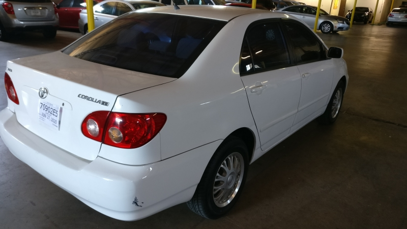 Toyota Corolla 2008 price $3,995 Cash