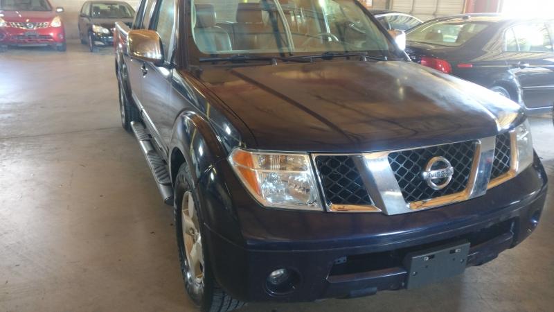 Nissan Frontier 2007 price $4,995 Cash
