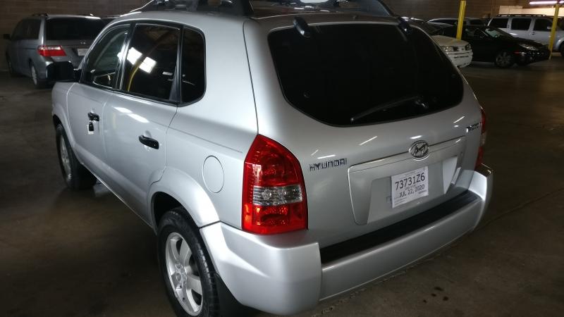 Hyundai Tucson 2008 price $3,995 Cash