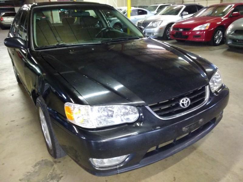 Toyota Corolla 2002 price $1,495 Cash