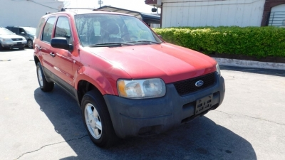 2002 FORD ESCAPE XLS ONLY 73K MILES