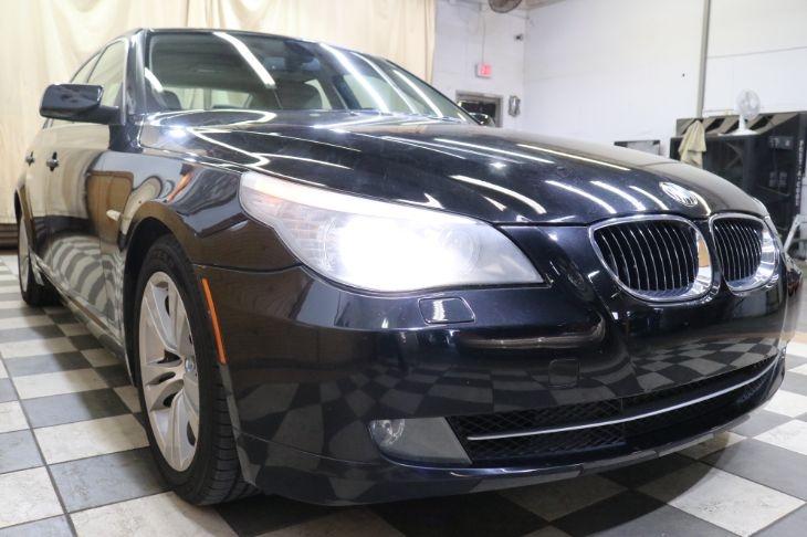 BMW 5-Series 2010 price $9,500