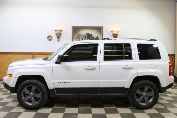 Jeep Patriot 2016 price $9,500