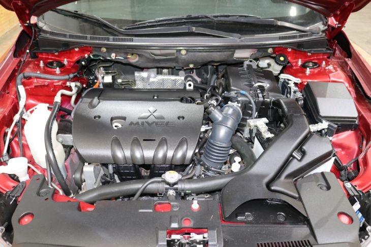 Mitsubishi Lancer 2017 price $11,500