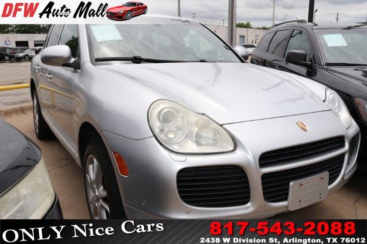 Porsche Cayenne 2005 price $9,500