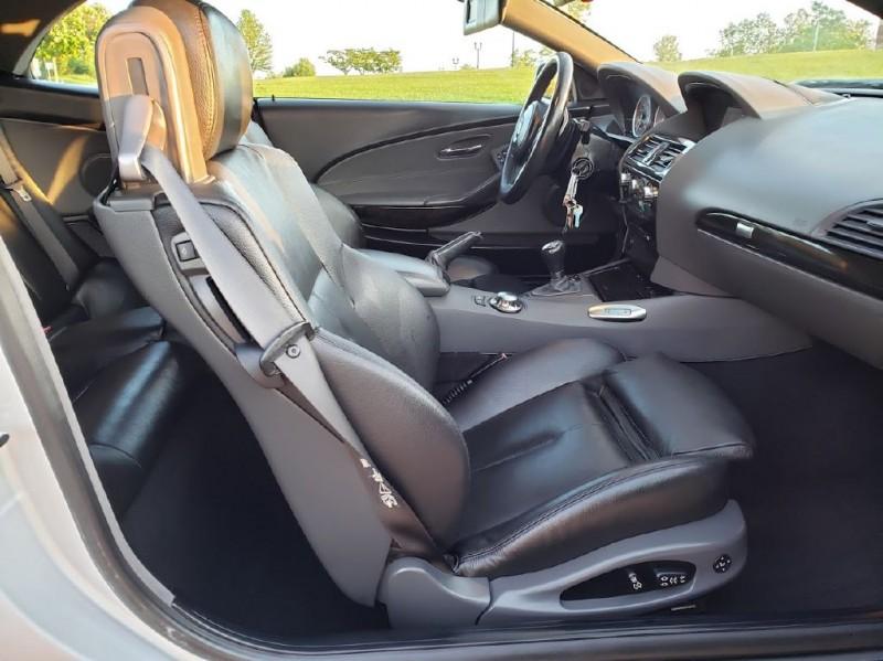 BMW 645 2005 price $10,700
