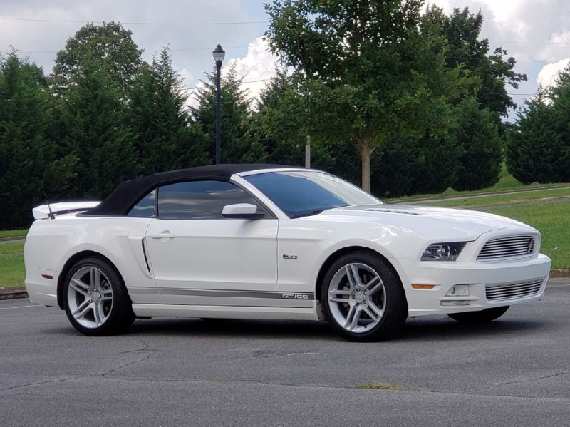 FORD MUSTANG 2013 price $24,383