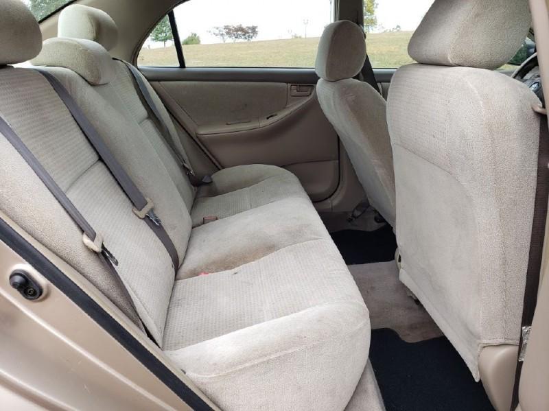 Toyota COROLLA 2006 price $4,000