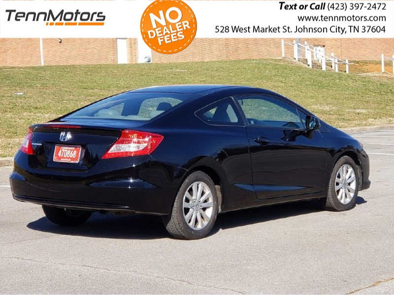 HONDA CIVIC 2012 price $9,300