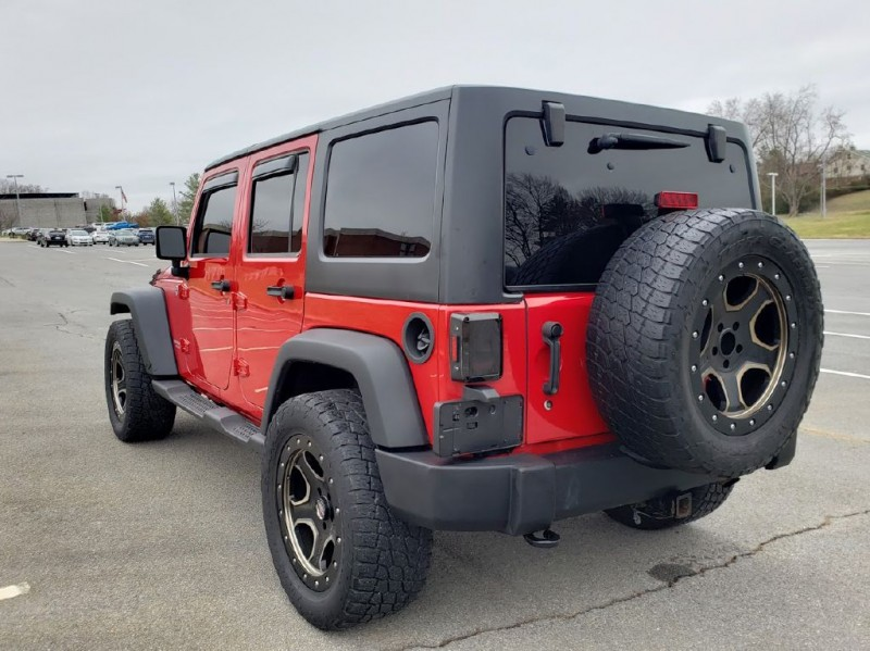 JEEP WRANGLER UNLIMI 2011 price $17,350