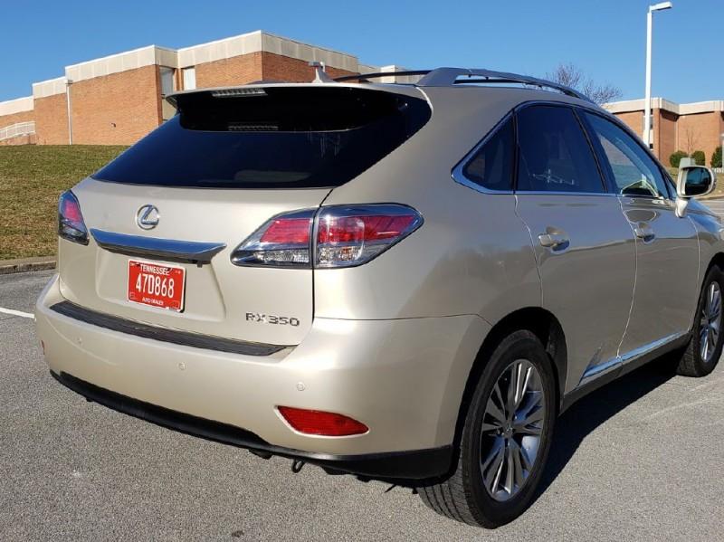 LEXUS RX 2013 price $16,600