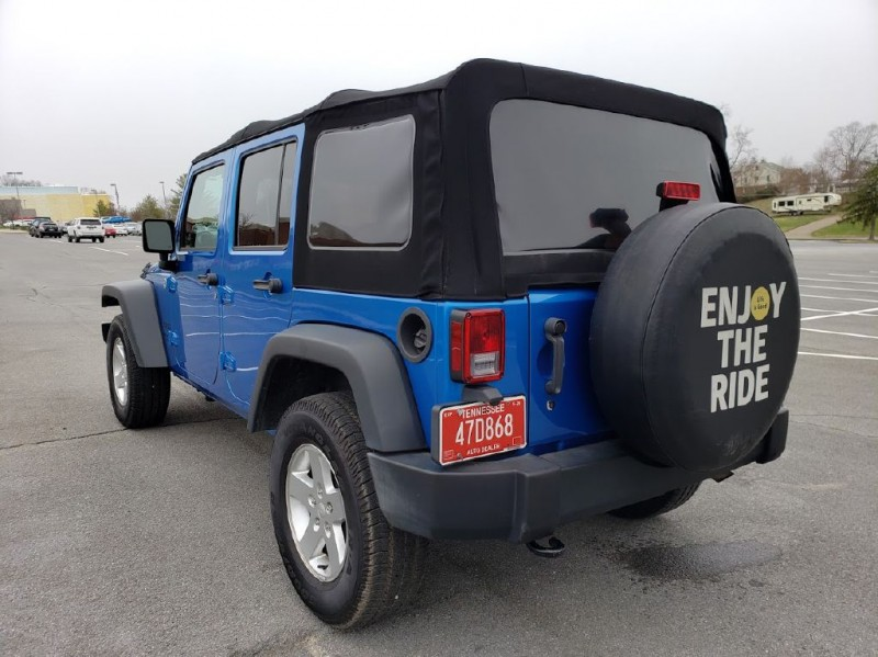JEEP WRANGLER UNLIMI 2015 price $21,000