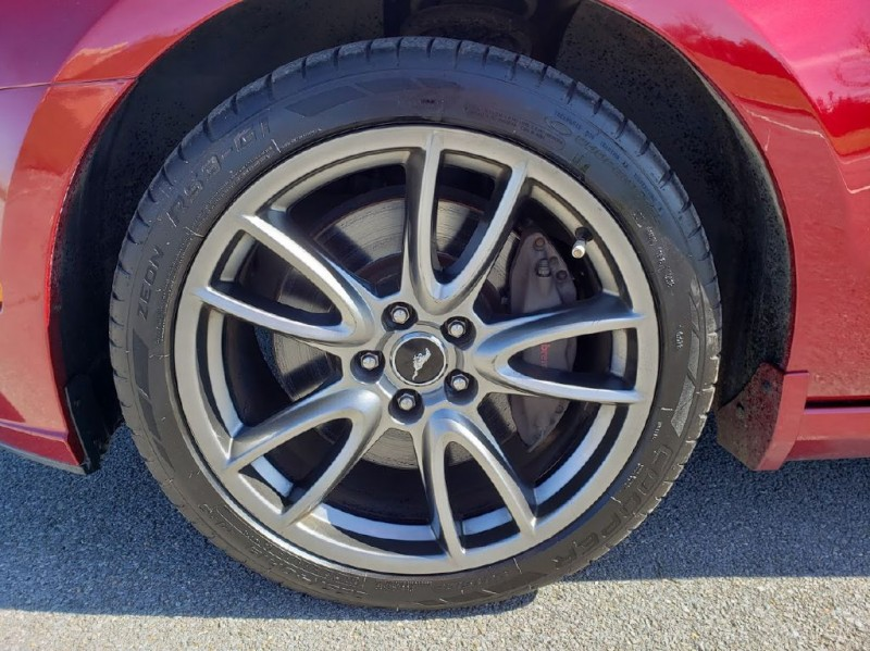 FORD MUSTANG 2014 price $18,490