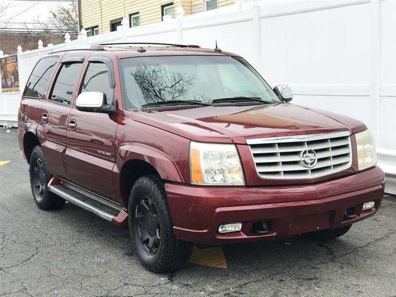 Cadillac Escalade 2003 price $5,999