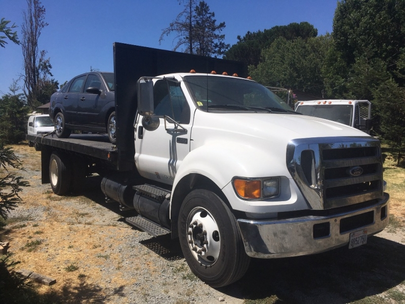 Ford F650 2005 price $16,975