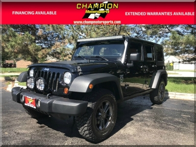 2011 Jeep Wrangler Unlimited 4WD Rubicon