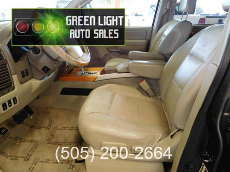 INFINITI QX56 2004 price $9,995