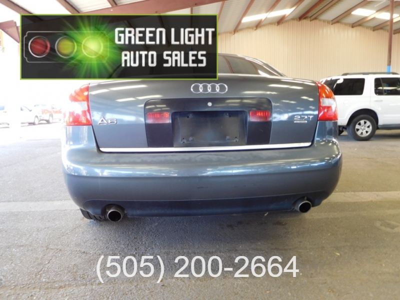 Audi A6 2004 price $5,995