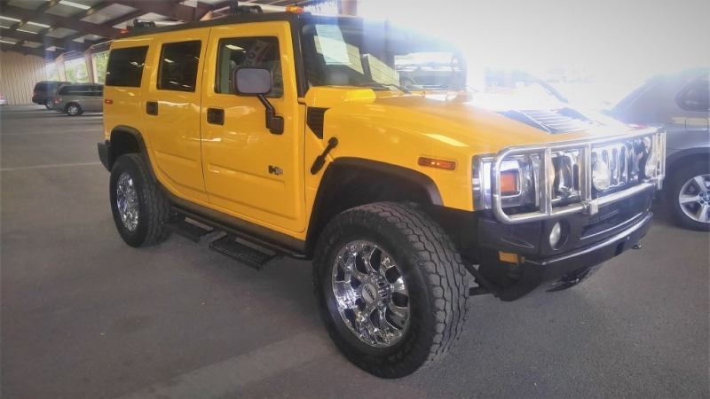 HUMMER H2 2003 price $12,995